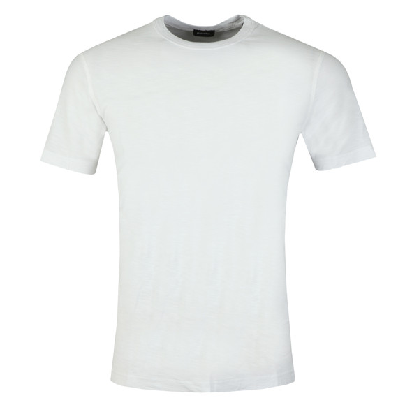 Diesel Mens White Terrence T Shirt main image