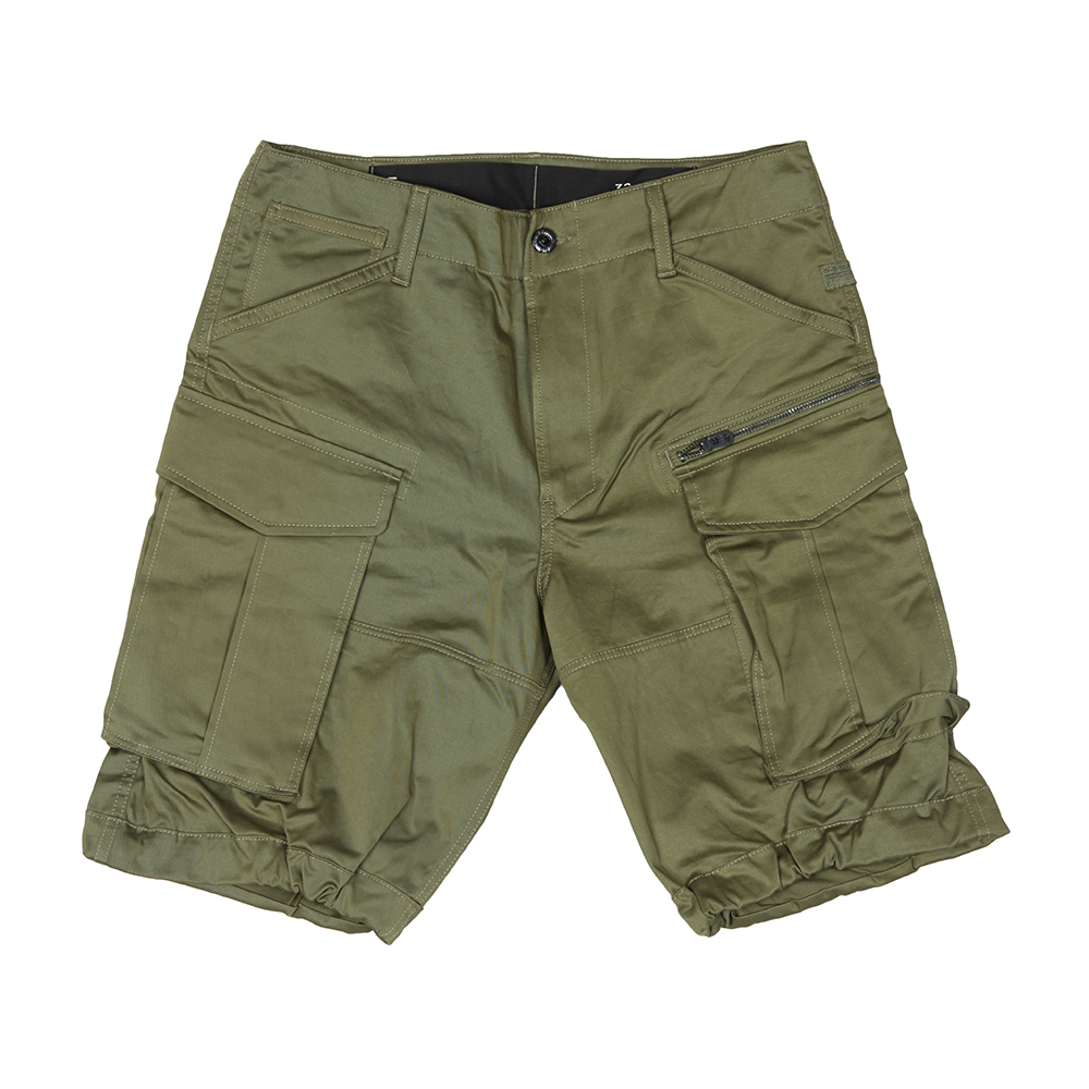 Rovic Zip Relaxed Short main image