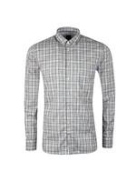 Casual Cattitude Check Shirt