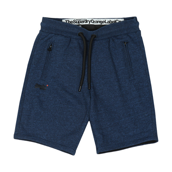 Superdry Mens Blue Orange Label Urban Short main image
