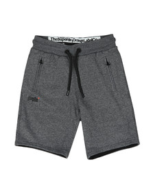 Superdry Mens Grey Orange Label Urban Short