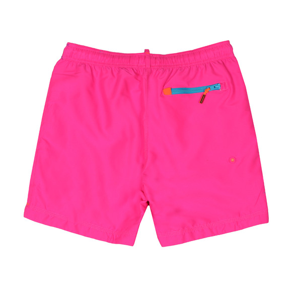 Superdry Mens Pink Waterpolo Swim Short main image