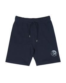 Diesel Mens Blue Pan Jersey Short