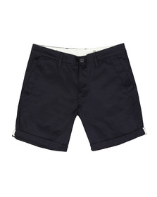 G-Star Mens Blue Bronson Tapered Chino Short