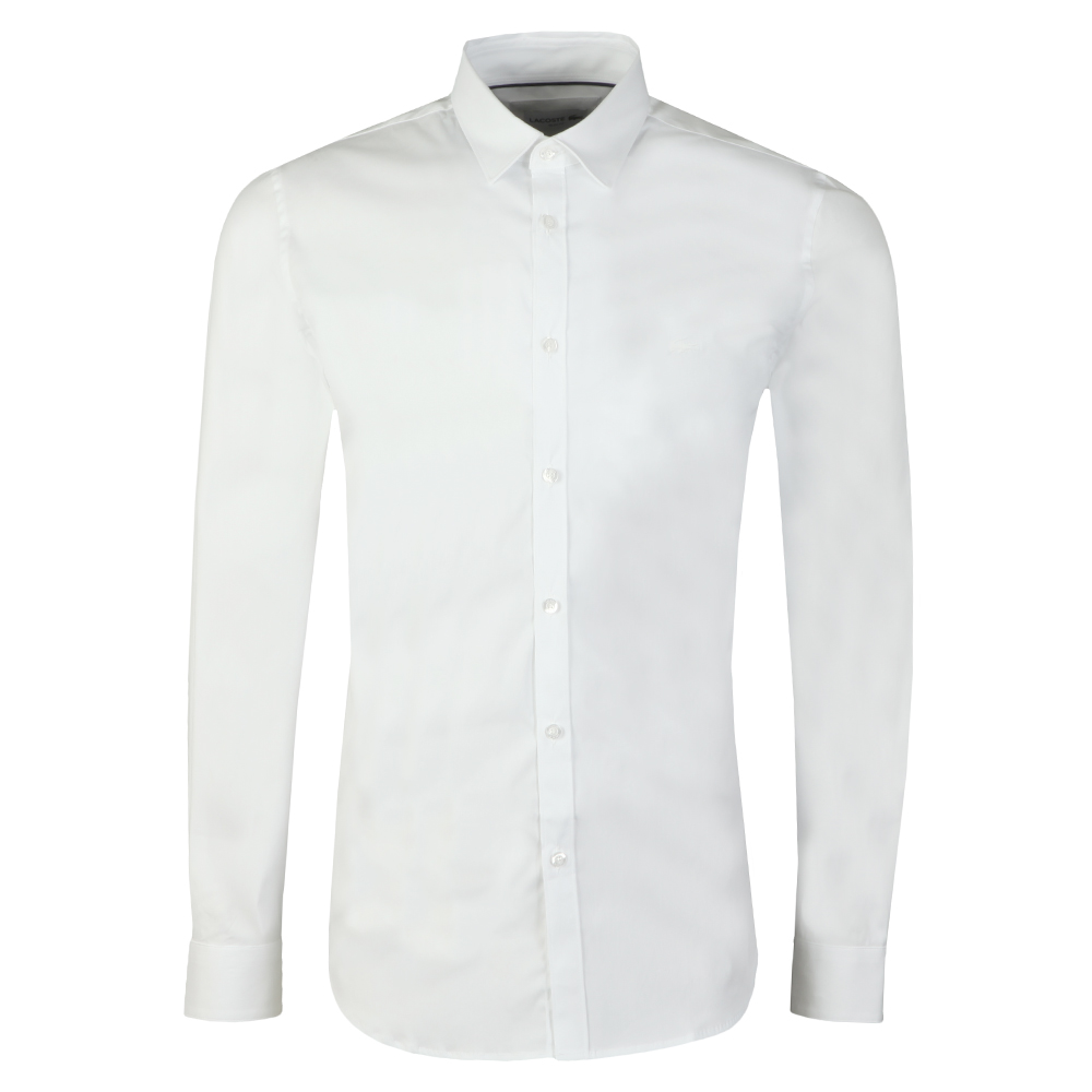 timeless design 4ce16 89f32 Lacoste CH9628 LS Slim Stretch Shirt