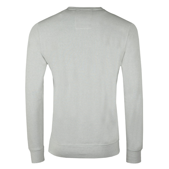 Luke Mens Off-White RC1 Ribbed Crew Neck Sweat main image