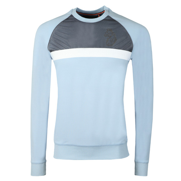 Luke Sport Mens Blue Ition Sweat main image