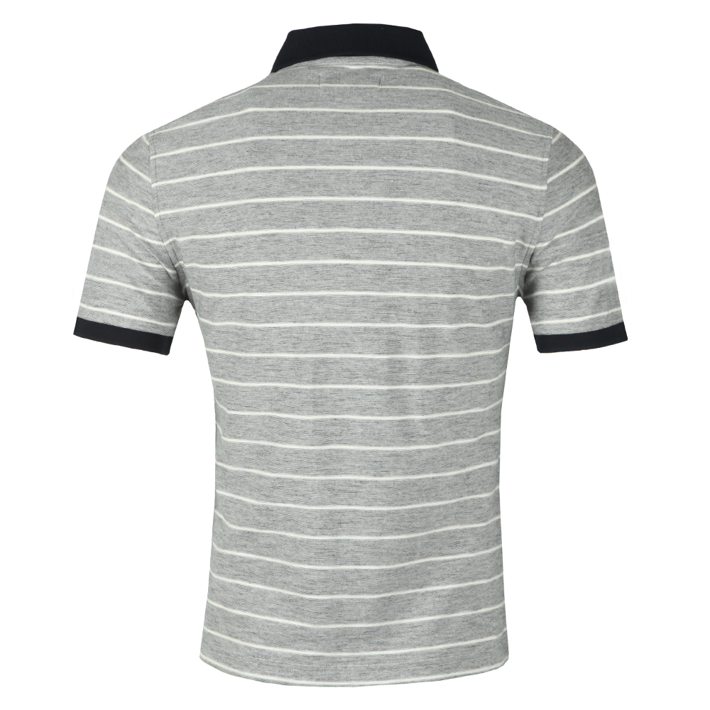 S/S Feeder Stripe Polo main image