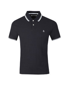 Original Penguin Mens Blue 56 Tipped Polo