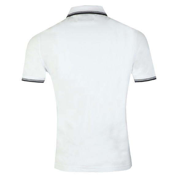 Original Penguin Mens White 56 Tipped Polo main image