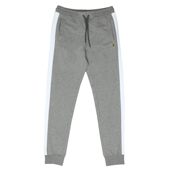 Luke Mens Grey Healing Sweatpant main image