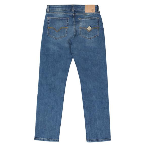 Henri Lloyd Mens Blue Manston Regular Fit Jean main image