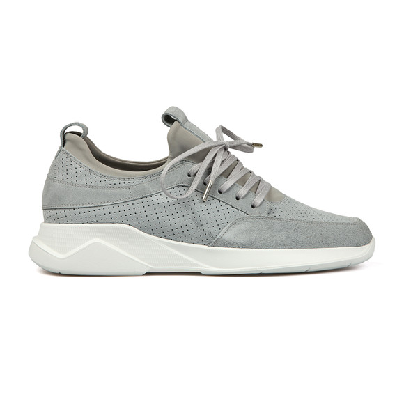 Mallet Mens Blue Archway Trainer main image