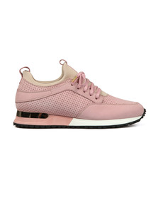 Mallet. Mens Pink Archway 1.0 Trainer
