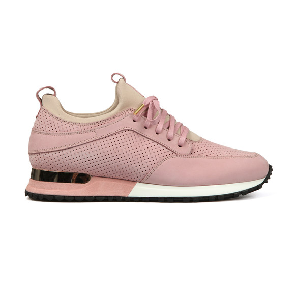 Mallet Mens Pink Archway 1.0 Trainer main image