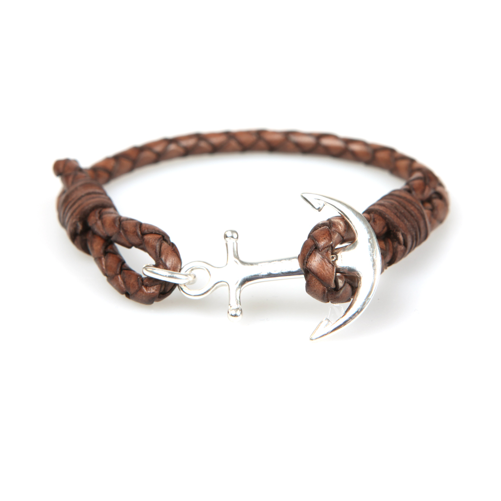 Single Leather Collection Bracelet main image