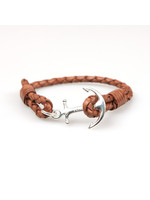 Single Leather Collection Bracelet