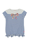 Billieblush Girls Blue U15491 Bow Detail T Shirt