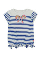 U15491 Bow Detail T Shirt
