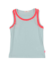 Billieblush Girls Blue Girls U15521 Vest