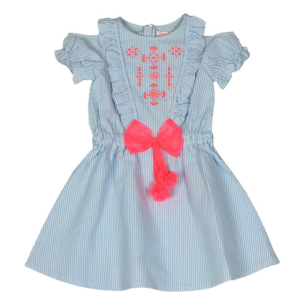 Girls U12356 Light Bow Dress main image