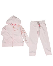 Billieblush Girls Pink Flower Track Suit