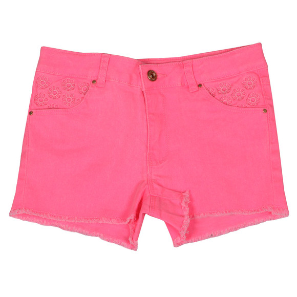 Billieblush Girls Pink Girls U14236 Short