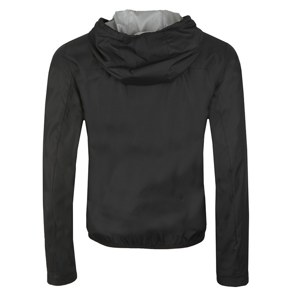 BOSS Athleisure Mens Black Jeltech Reflective Jacket main image