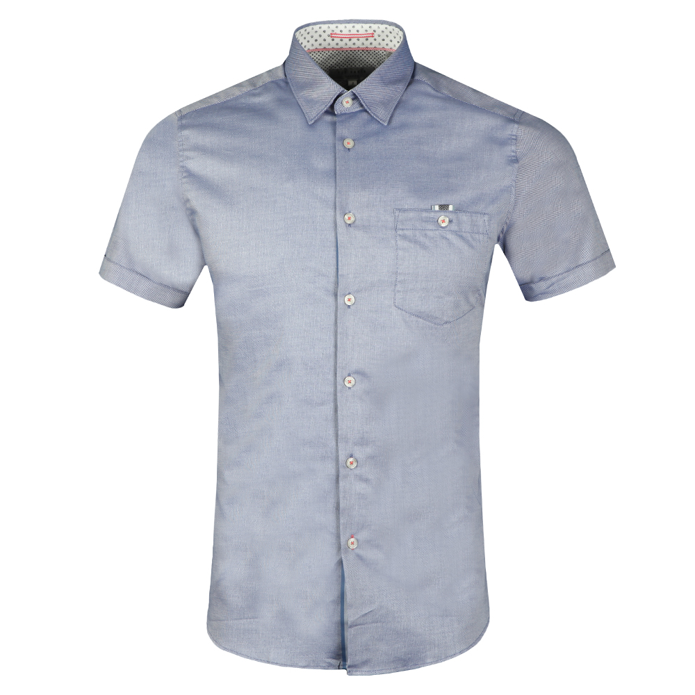 Wallo S/S Oxford Shirt main image