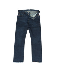 Levi's Mens Blue 501 Stretch Jean