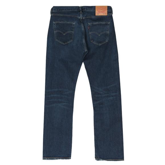 Levi's Mens Blue 501 Stretch Jean main image