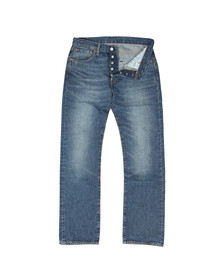 Levi's Mens Blue Levi 501 Jeans