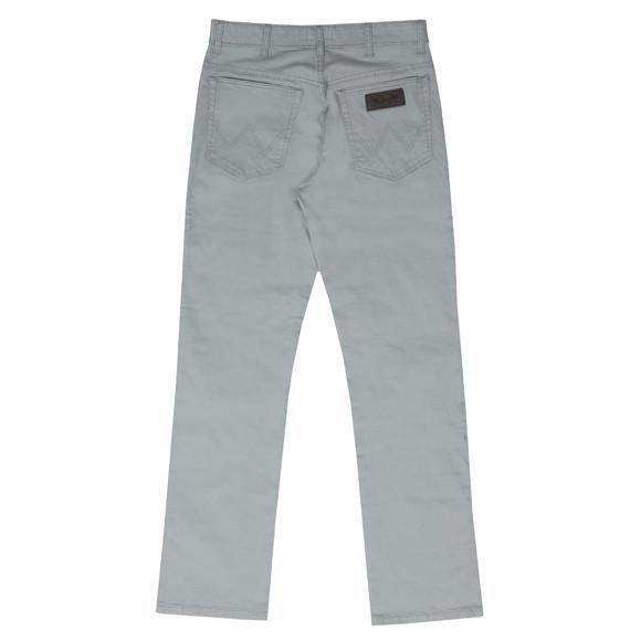 Wrangler Mens Grey Texas Stretch Coloured Jean main image