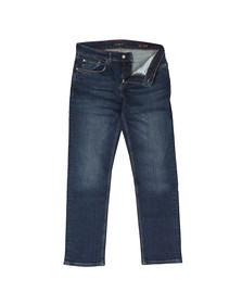 Henri Lloyd Mens Blue Manston Regular Fit Jean