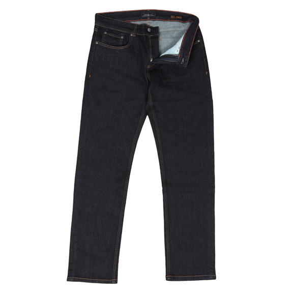 Henri Lloyd Mens Blue Manston Regular Fit Jean main image
