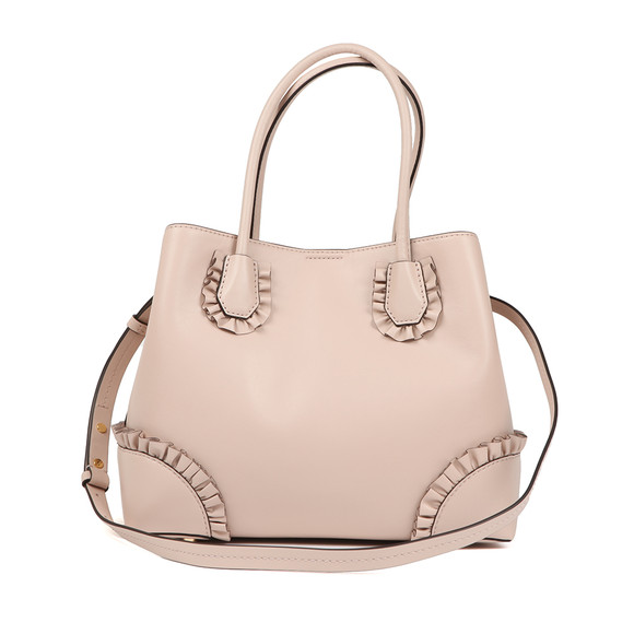 Michael Kors Womens Pink Mercer Gallery Centre Zip Tote  main image