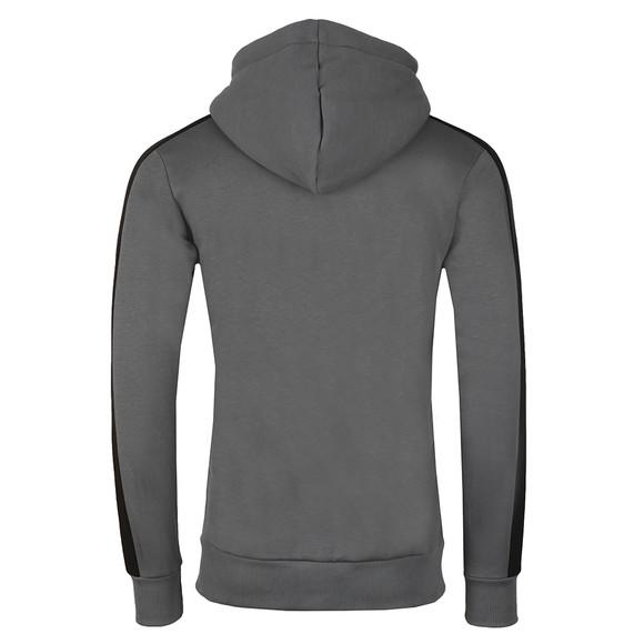 Fresh Couture Mens Grey Full Zip Hoody main image