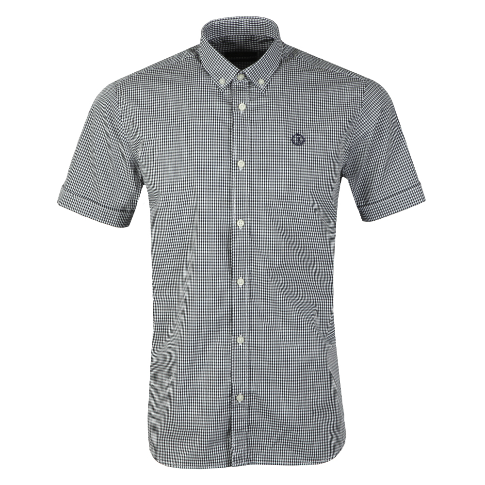 Ragnall Gingham S/S Shirt main image