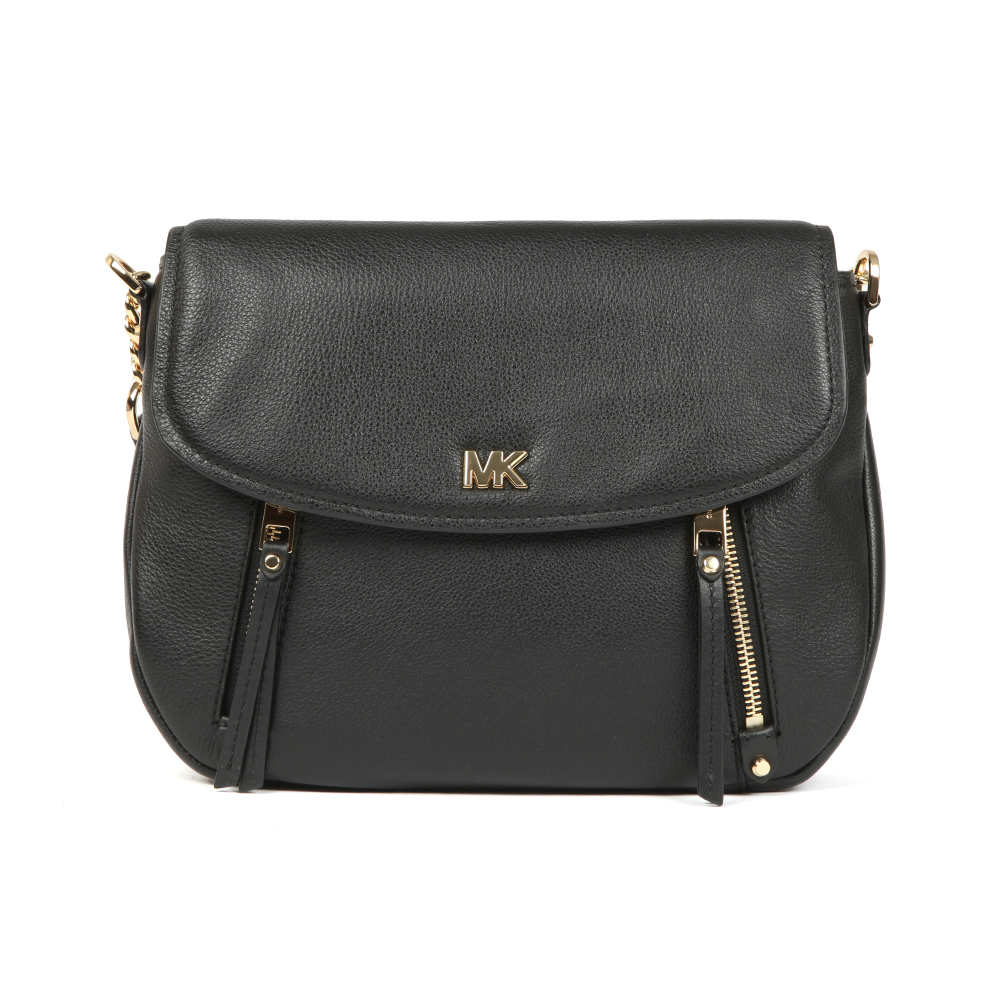 Evie Mid Shoulder Flap Bag main image