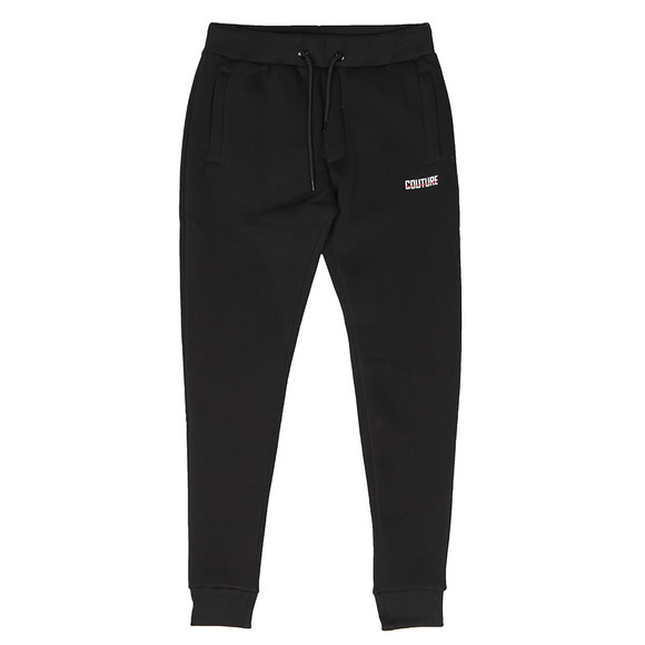 Fresh Couture Mens Black Classic Jogger main image