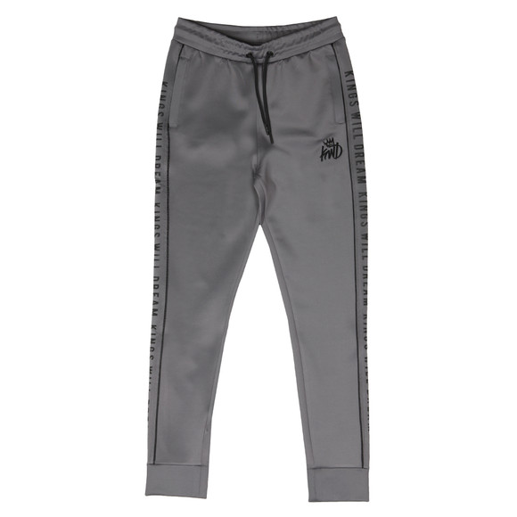 Kings Will Dream Mens Grey Belmar Rubber Tape Jogger main image