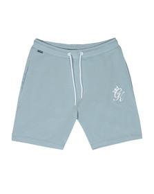 Gym king Mens Blue Jersey Shorts