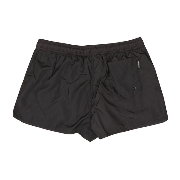 Gym King Mens Black Swim Short main image