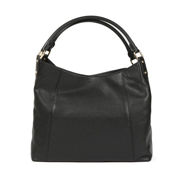 Michael Kors Womens Black Evie Large Shoulder Tote Bag main image