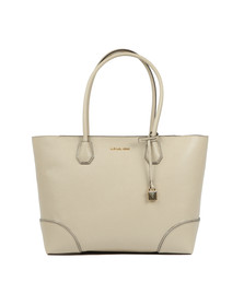 Michael Kors Womens Beige Mercer Gallery Tote