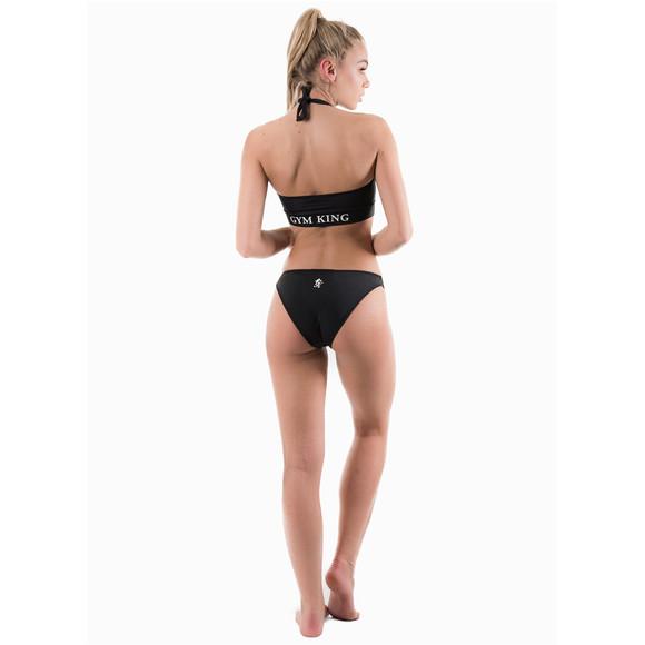 Gym King Womens Black Cobanna Bikini Bottom main image
