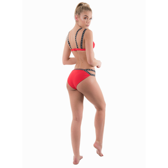 Gym King Womens Red Ellice Bikini Bottom main image