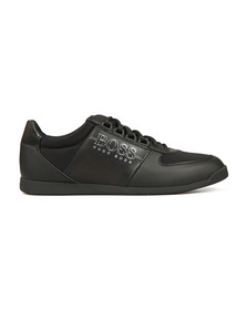 Boss Green Mens Black Maze Low Neo Trainer