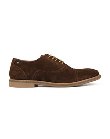 Base London Mens Brown Marston Suede Shoe