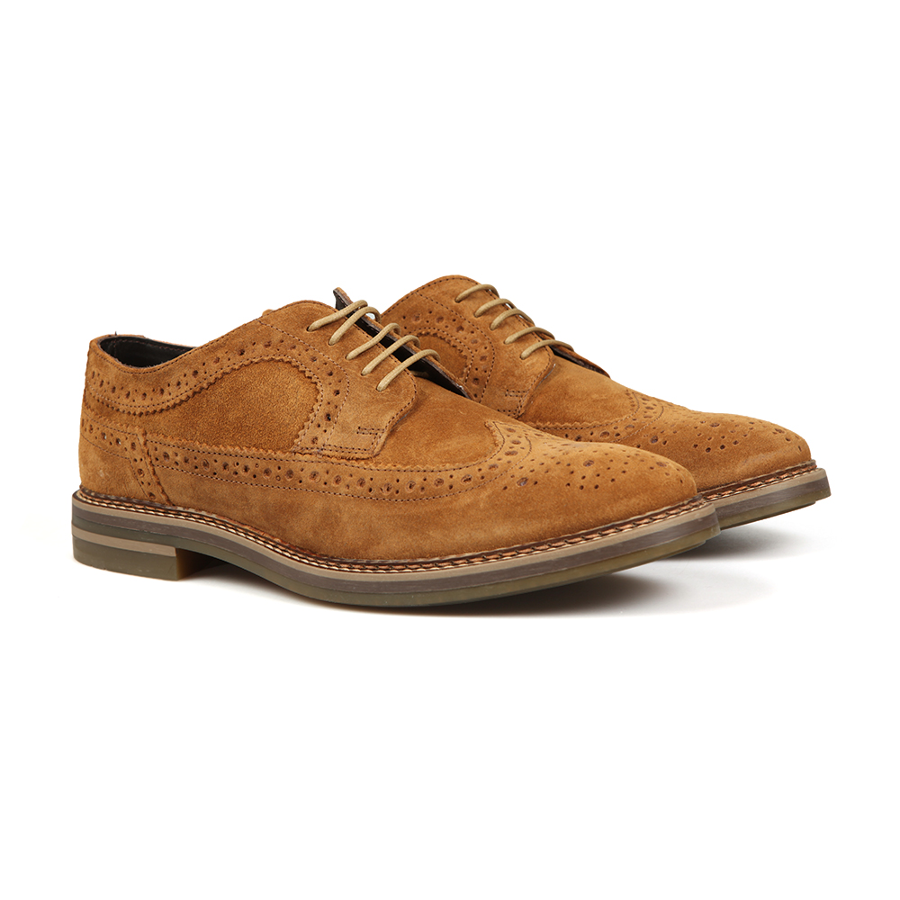 Turner Suede Brouge main image